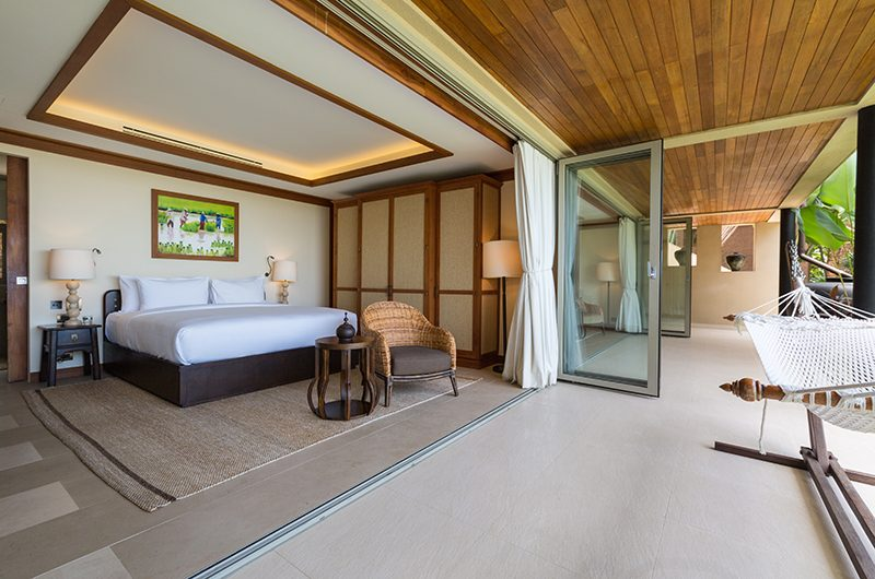 Avasara Residence Bedroom with Seating | Bophut, Koh Samui