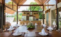 Kalya Residence Dining Area | Bophut, Koh Samui