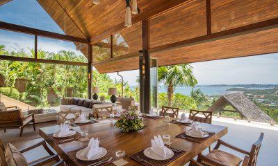Kalya Residence Dining Table | Bophut, Koh Samui