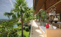 Kalya Residence Balcony Area | Bophut, Koh Samui
