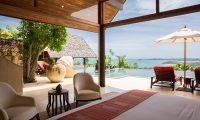 Kalya Residence Bedroom with Pool View | Bophut, Koh Samui