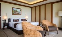 Kalya Residence Bedroom with Seating | Bophut, Koh Samui