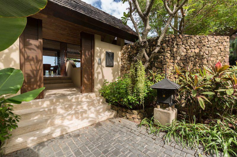 Purana Residence Entrance | Bophut, Koh Samui