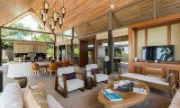 Purana Residence Living and Dining Area | Bophut, Koh Samui