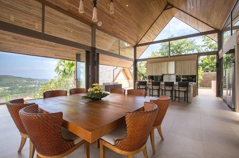 Purana Residence Dining Table | Bophut, Koh Samui