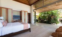 Purana Residence Bedroom Area with TV | Bophut, Koh Samui