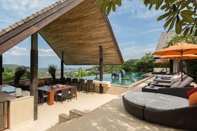 Purana Residence Lounge | Bophut, Koh Samui