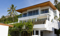 Villa Asia Building Area   Bang Por, Koh Samui