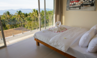 Villa Asia Bedroom Area | Bang Por, Koh Samui
