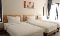 Villa Asia Single Bedrooms | Bang Por, Koh Samui