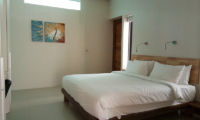 Villa Asia Bedroom with Lamps | Bang Por, Koh Samui