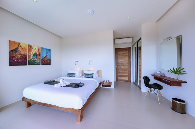 Villa Daisy Spacious Bedroom | Bang Por, Koh Samui