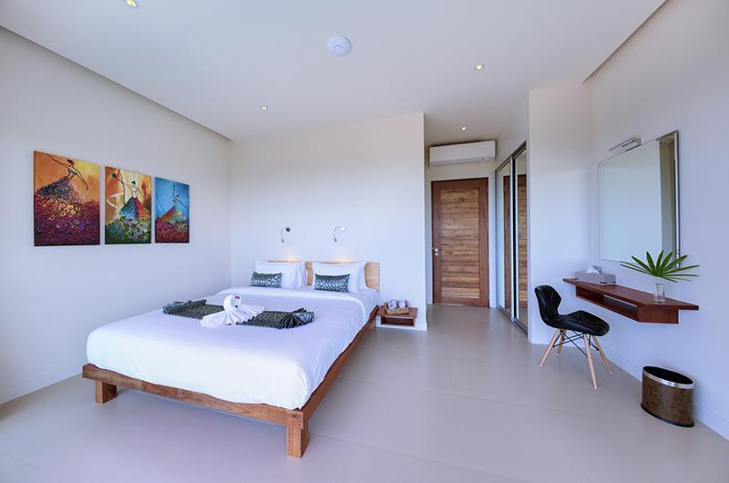 Villa Daisy Spacious Bedroom | Bang Por, Koh Samui