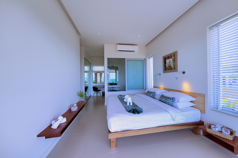 Villa Daisy Bedroom One | Bang Por, Koh Samui