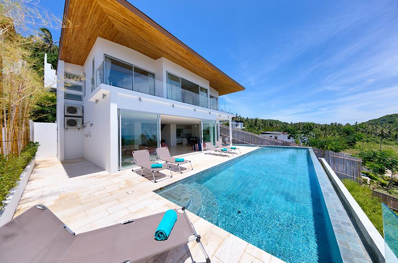 Villa Daisy Pool Area | Bang Por, Koh Samui
