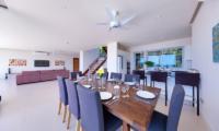 Villa Daisy Dining Table | Bang Por, Koh Samui