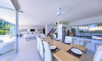 Villa Zoe Dining Area | Bang Por, Koh Samui