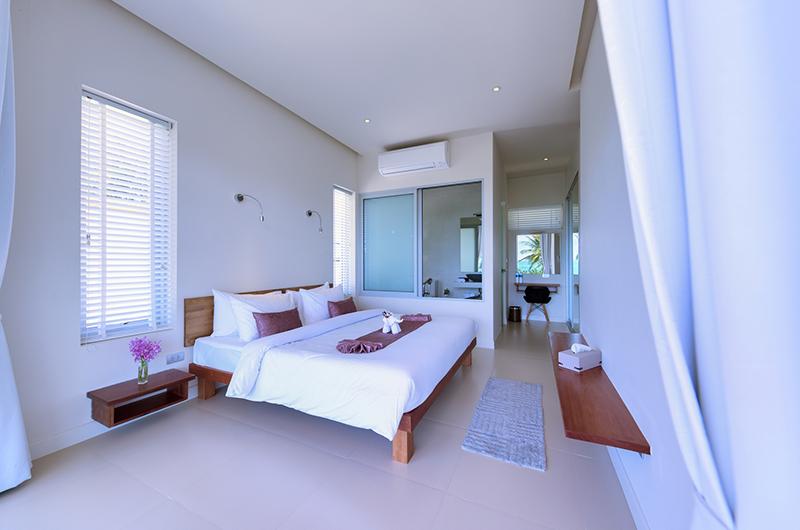 Villa Zoe Spacious Bedroom | Bang Por, Koh Samui