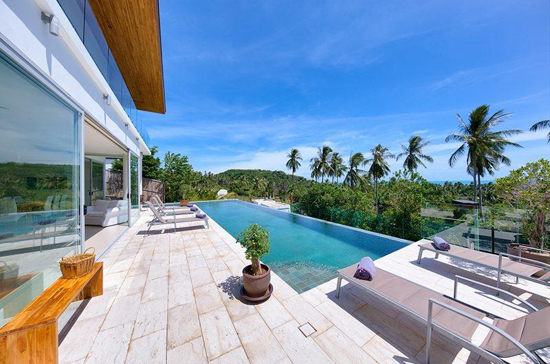 Villa Zoe Pool   Bang Por, Koh Samui