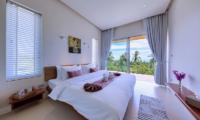 Villa Zoe Bedroom Side   Bang Por, Koh Samui