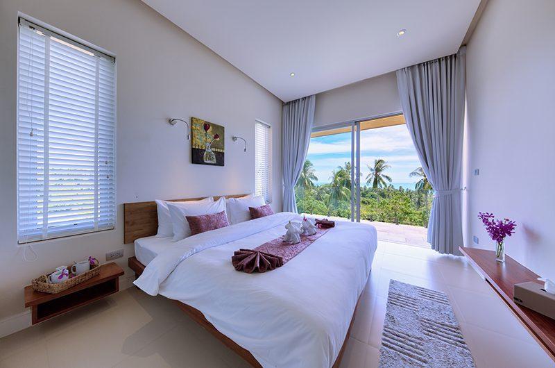 Villa Zoe Bedroom Side | Bang Por, Koh Samui
