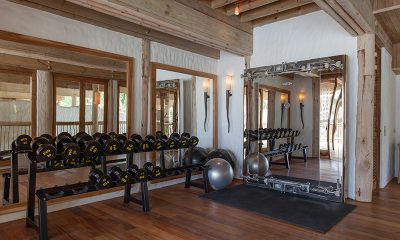 Soneva Fushi Private Reserve Gym | Baa Atoll, Maldives