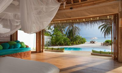Soneva Fushi Private Reserve Bedroom | Baa Atoll, Maldives