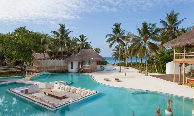 Soneva Fushi Private Reserve Pool | Baa Atoll, Maldives