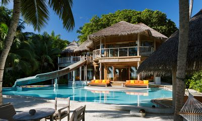 Soneva Fushi Villa 15 Building | Baa Atoll, Maldives