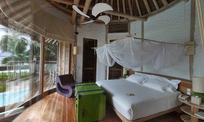 Soneva Fushi Villa 15 Bedroom Area | Baa Atoll, Maldives