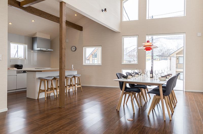 Aki Dining Area | Hirafu, Niseko