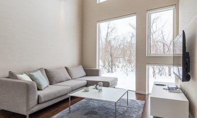 Aki Living Area | Hirafu, Niseko
