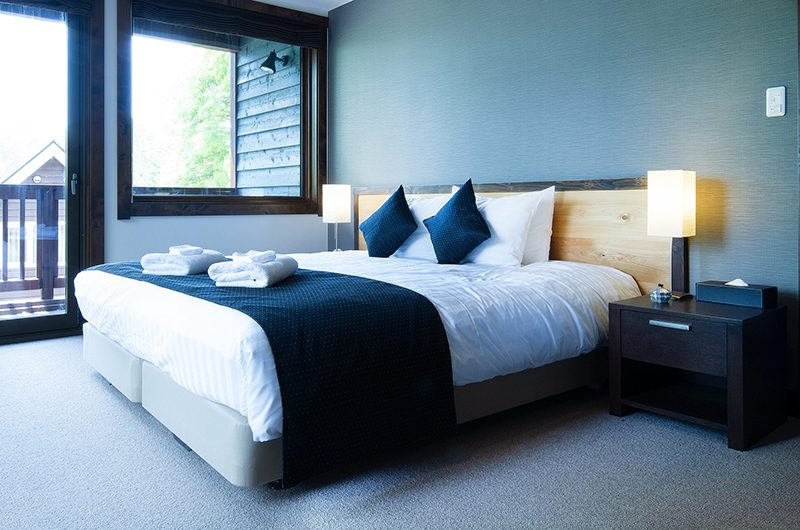 Ezorisu Bedroom | Hirafu, Niseko