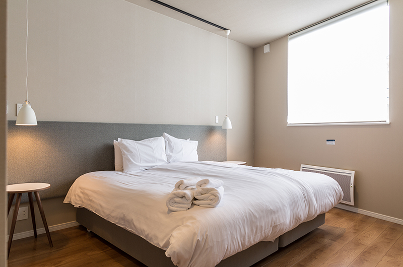 Haru Bedroom | Hirafu, Niseko