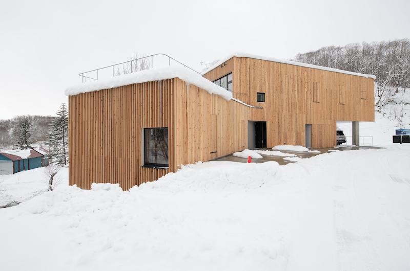 Puffin Exterior | Hirafu, Niseko
