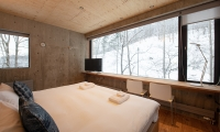 Puffin Bedroom with TV | Hirafu, Niseko
