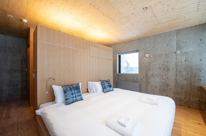 Puffin Bedroom Side | Hirafu, Niseko