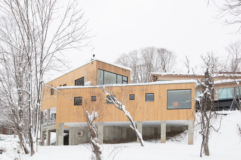 Puffin Building Area | Hirafu, Niseko