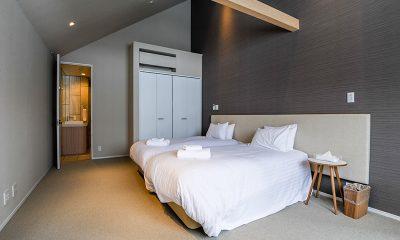 Sankei Bedroom Area   Hirafu, Niseko