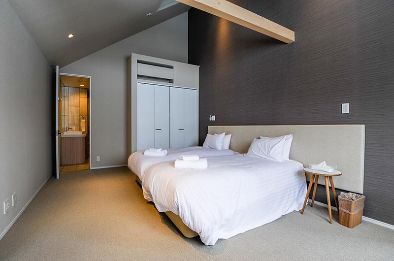 Sankei Bedroom Area | Hirafu, Niseko