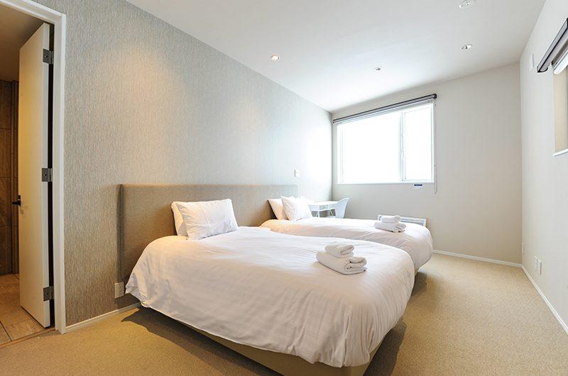 Sankei Twin Bedroom Area | Hirafu, Niseko