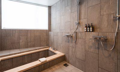 Sankei Bathroom   Hirafu, Niseko