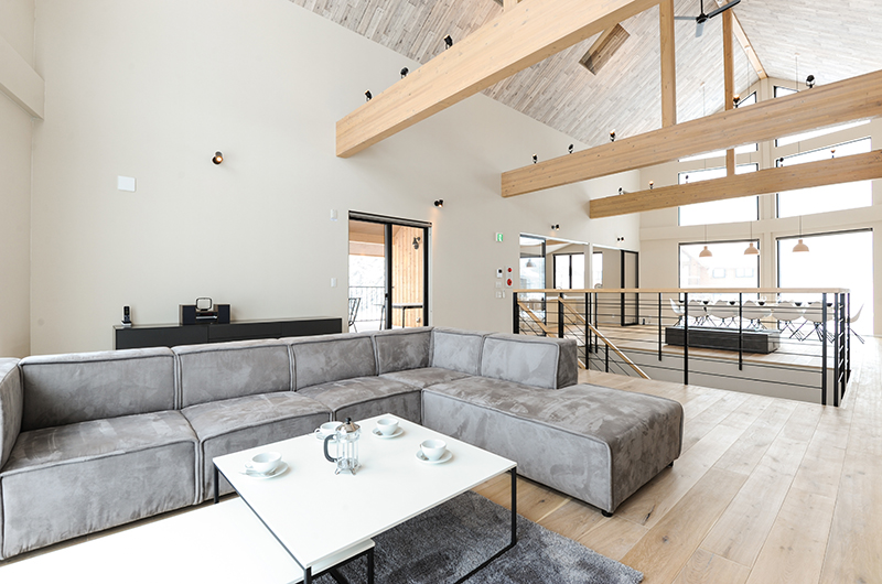 Sankei Living Area | Hirafu, Niseko