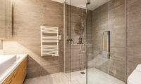 Shiroyama Bathroom with Shower | Hirafu, Niseko
