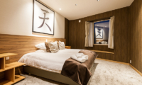 Shiroyama Bedroom Side | Hirafu, Niseko
