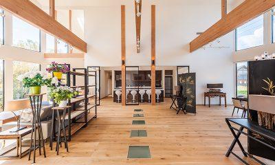 Shiroyama Living Area | Hirafu, Niseko