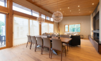 Soseki Dining and Living Area | Hirafu, Niseko