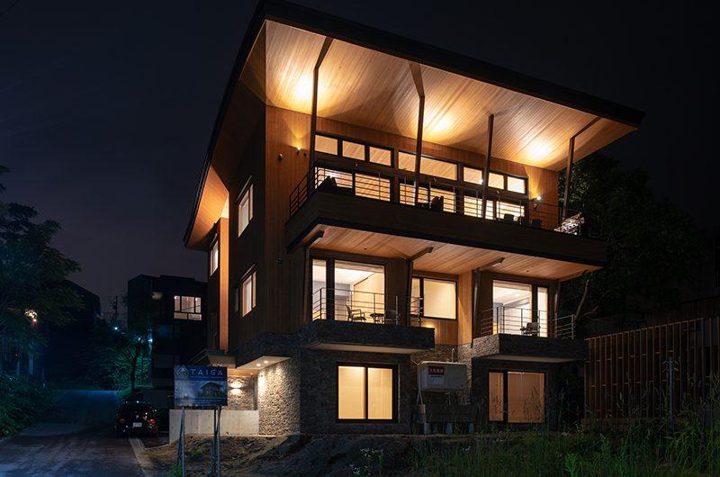 Soseki Building | Hirafu, Niseko