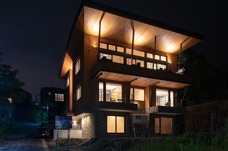 Soseki Building   Hirafu, Niseko