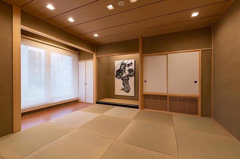 Soseki Tatami Room Area | Hirafu, Niseko